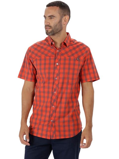 Regatta Honshu III - T-shirt manches courtes Homme - rouge